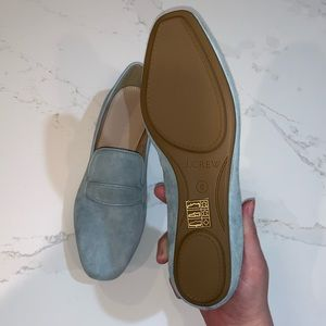 J. Crew penny loafers